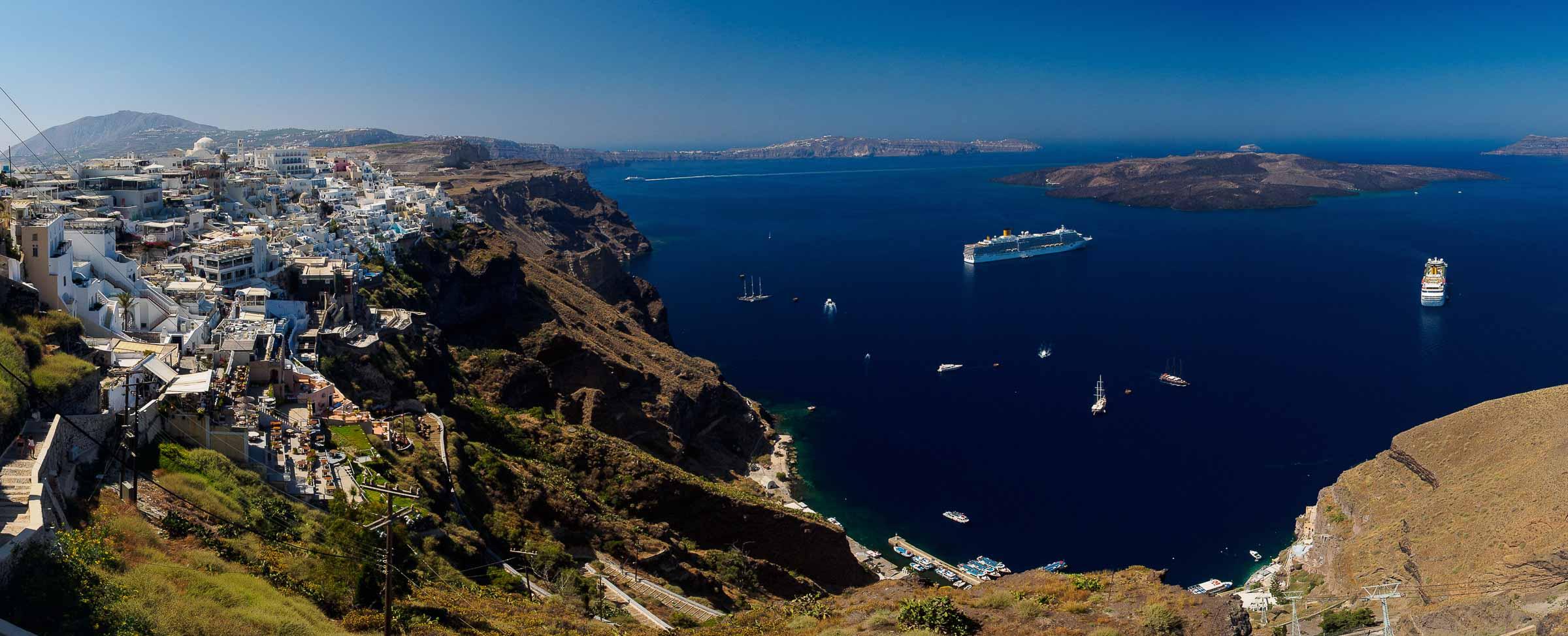 Santorini Panorama 5