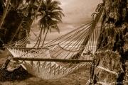 My favorite hammok at Tango Mar