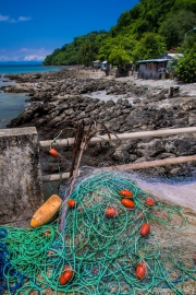 Fishing Nets - Nicoya Peninsular