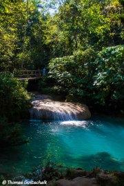 Cuba - El Nicho Waterfall